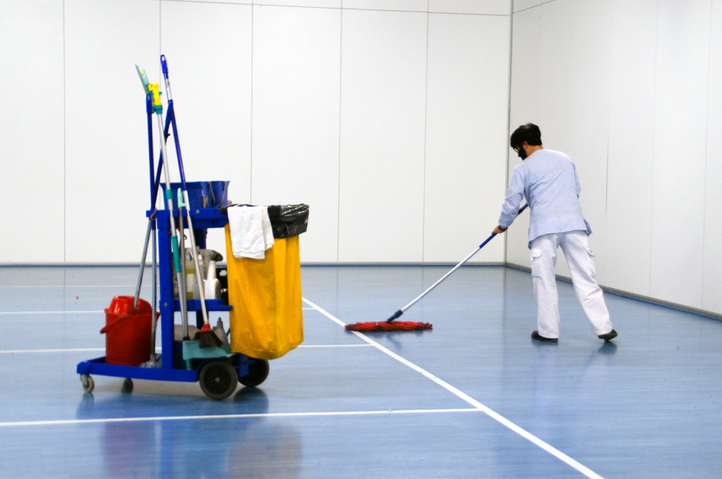 Servicios de Limpieza en centros educativos